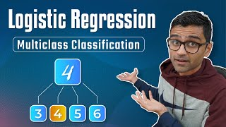 Machine Learning With Python - 8  Logistic Regression (Multiclass Classification)