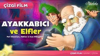 Adisebaba Çizgi Film Masallar - Ayakkabıcı ve Elfler