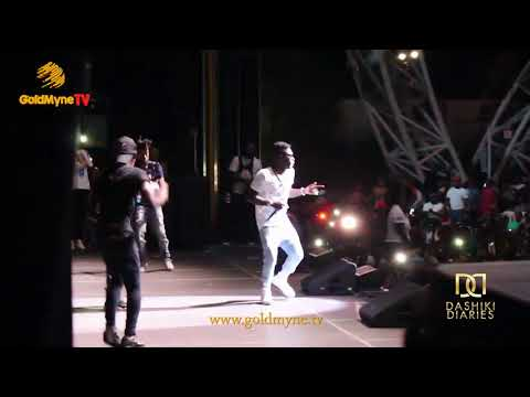 SHATTA WALE LIVE AT ONE AFRICA MUSIC FEST (Nigerian Music & Entertainment)
