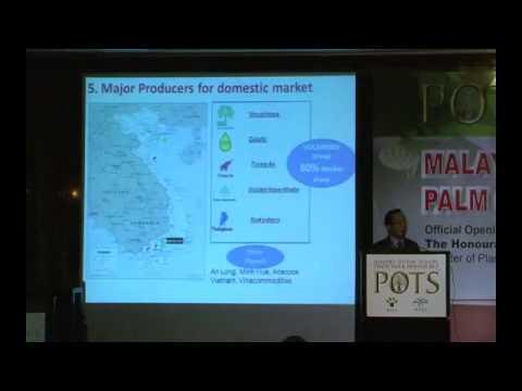 POTS Vietnam 2013: Positioning Palm Oil in Vietnam Market