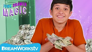 Locker Money Trick | JUNK DRAWER MAGIC