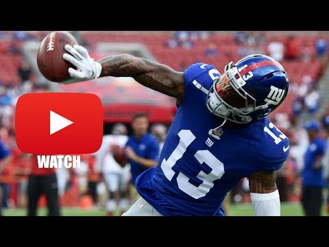 """The Best Hands in NFL History? 