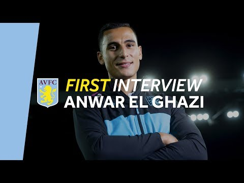 New signing | Anwar El Ghazi