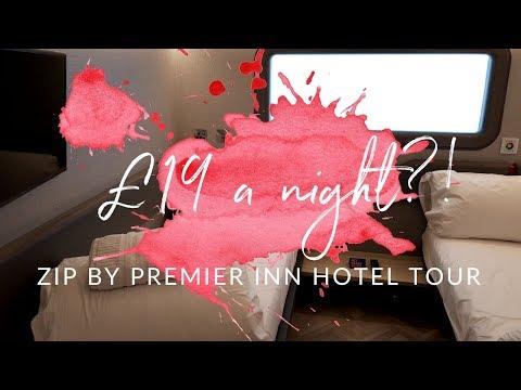 First CAPSULE Hotel In Wales | ZIP By Premier Inn Cardiff