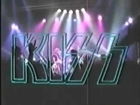 KISS Live In New York 8/13/1988 (2nd Night) Crazy Nights World Tour