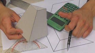 Exemple de calcul de structure à formes géométriques pour fabrications d'objets en 3D
