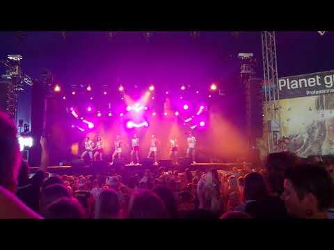 K3 luka luna zomer single op Rijvers Festival