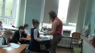 Урок музыки 22.05.2014, 1А класс, 115 гимназия, г.Омск,часть 6