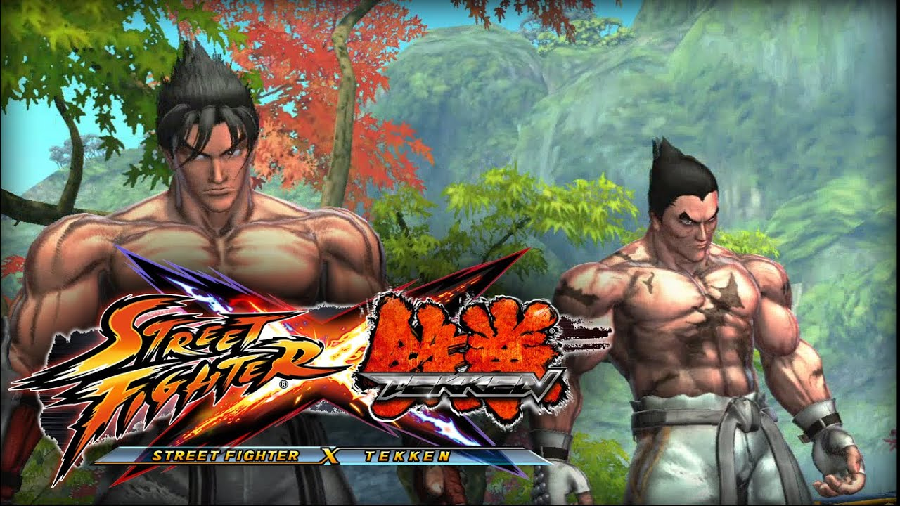 Street Fighter X Tekken : Jin & Kazuya {Hardest mode}