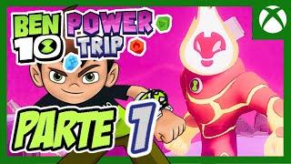 Vídeo Ben 10: Power Trip