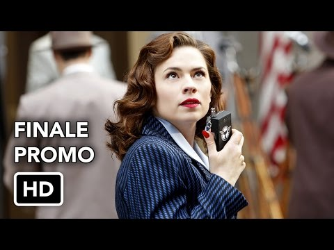 "Marvel's Agent Carter 1x08 Promo ""Valediction"" (HD) Season Finale"