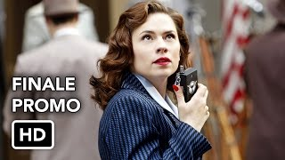 "Marvel's Agent Carter 1x08 Promo ""Valediction"" (HD) Season Finale"