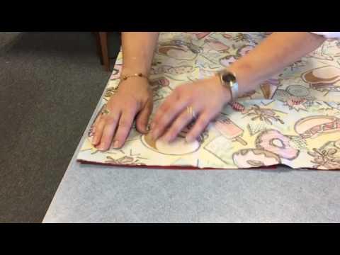 Pillowcase Burrito Roll Youtube