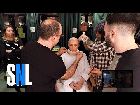 Download Youtube: Creating Saturday Night Live: Kate McKinnon Make-up Transition