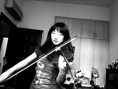 Violin- Welcome to the Black Parade by My Chemical Romance