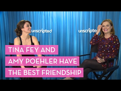Tina Fey and Amy Poehler Have The Best Friendship
