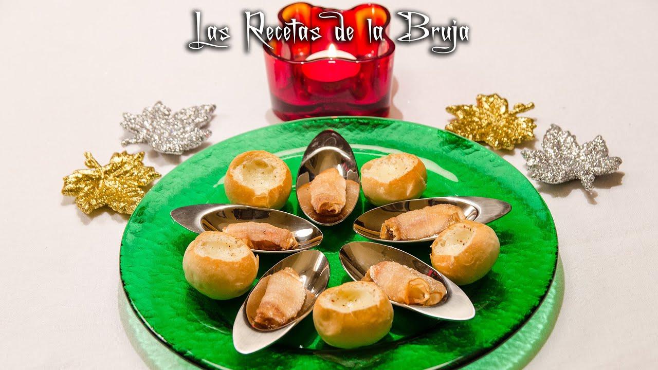 Aperitivos o pica pica originales y f ciles recetas de for Tapas frias para fiestas