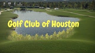 The Golf Club 2 PC Gameplay - Golf Club of Houston (Tournament Course) - RCR