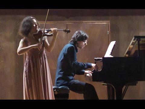 SIBELIUS - Humoresque No.1 for Violin and Orchestra (Op.87 No.1) - ANNA SAVKINA