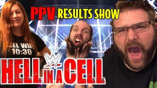 WWE HELL IN A CELL 2017 REACTIONS!