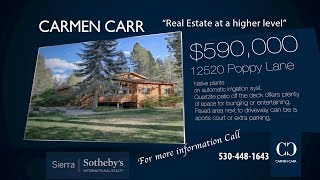 Carmen Carr Real Estate- New Listing Poppy Lane