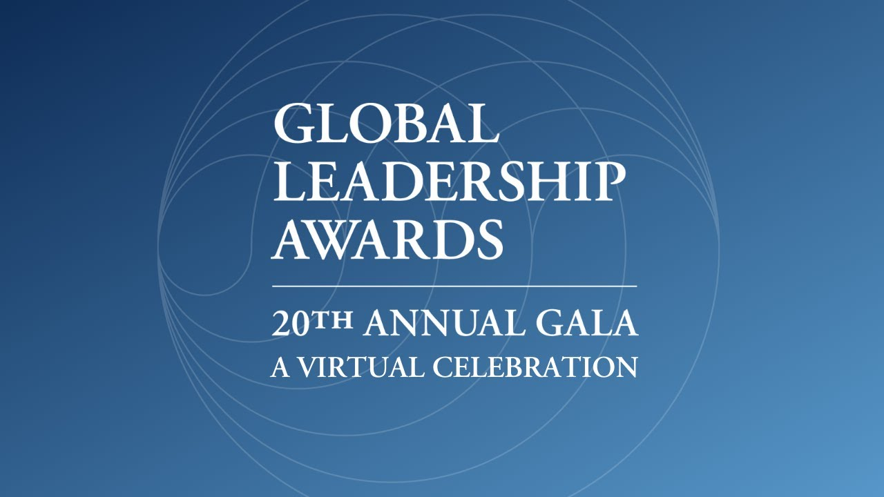 SIPA's Global Leadership Awards 20th Annual Gala: A Virtual Celebration