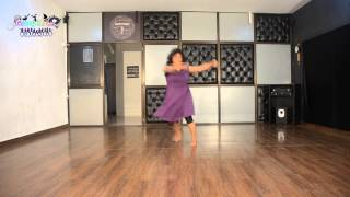 Manwa Laage Contemporary Dance | Happy New Year | World Dance Medley