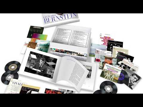 Leonard Bernstein – The Art of Remastering