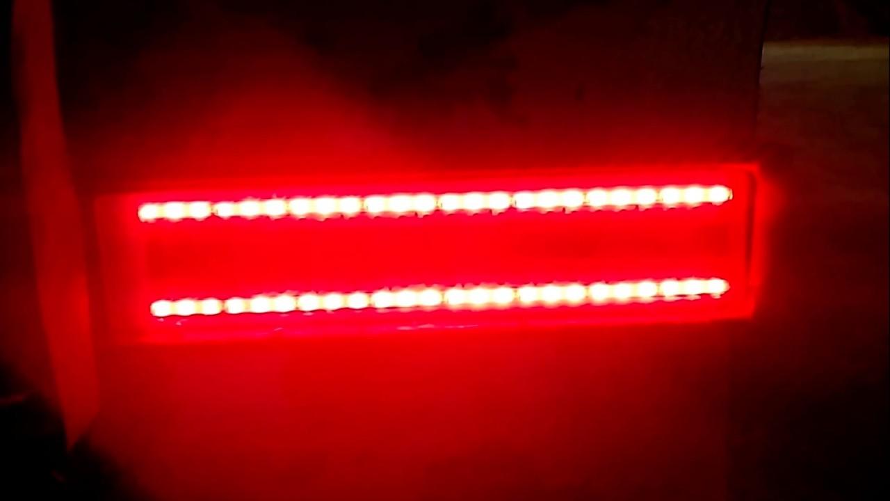 Фонарь светодиодный задний на уаз своими руками фото 96