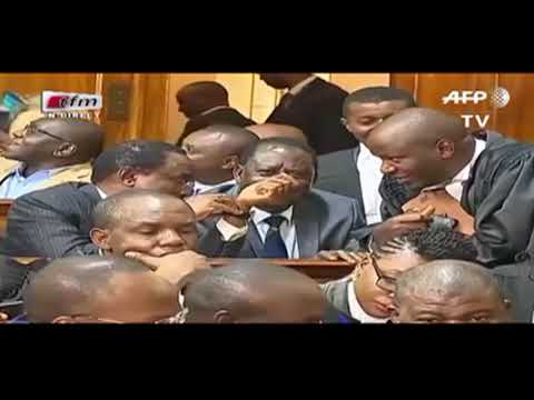 EDITION SPECIALE: Annulation des résultats de l'élection présidentielle au Kenya