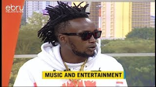 Dufla Claims Harmonize Stole His Beats In The 'Kwa Ngwaru' Song