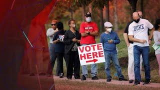 Le vote par anticipation fort populaire aux États-Unis