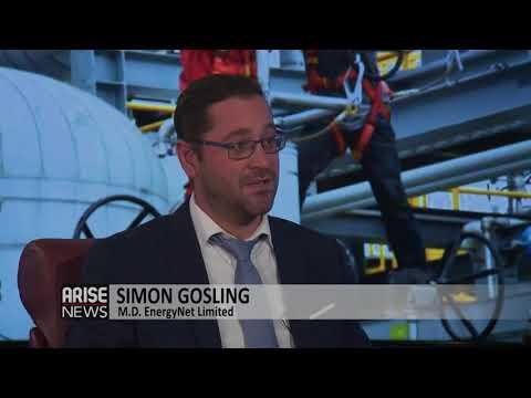 Powering Africa: Nigeria 2017 - Arise TV interview with Simon Gosling