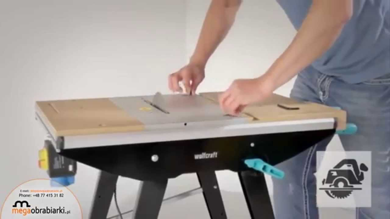 st roboczy do ci cia frezowania master cut 1500 youtube. Black Bedroom Furniture Sets. Home Design Ideas