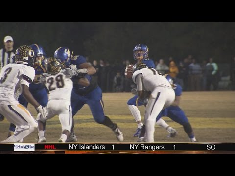 Oscar Smith and Indian River eye state football championships