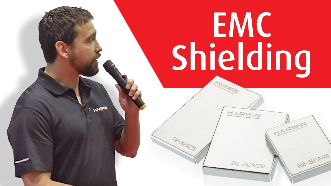 Youtube video for EMC Shielding Techniques seminar