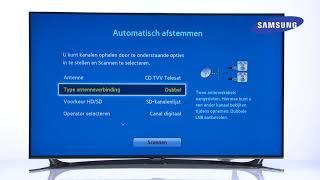 How to; Samsung Smart TV 2013  Canal Digitaal Satelliet TV installeren