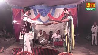 जमीदारो का जुल्म उर्फ डाकू कहर सिंह नौटंकी भाग - 7 मछरेहटा सीतापुर नौटंकी 9565129935 diksha nawtanki