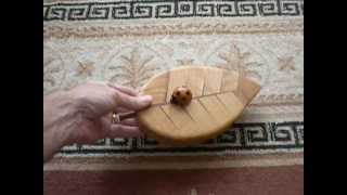 Walk of Ladybug Japanese Puzzle Box