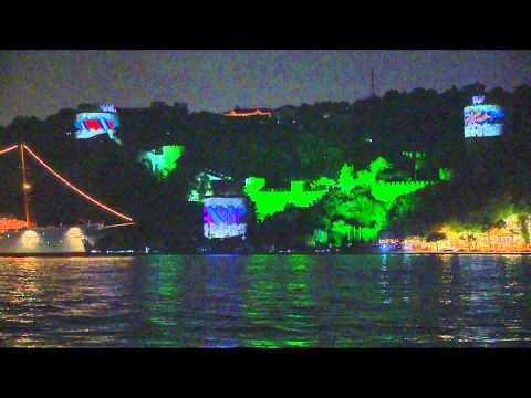 Samsung Galaxy S III Rumeli Hisarı Video Mapping by Cheil Worldwide Turkey & DreamBox & Visio-Vox