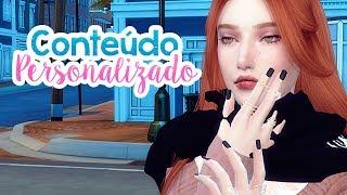 O MELHOR SITE PARA BAIXAR CONTEÚDO PERSONALIZADO! - The Sims 4