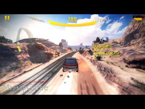 Asphalt 8 Airborne: Carrier Season #1 / Episode #1