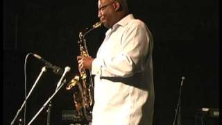 Gospel Saxophonist - Center of My Joy Live at the Oklahoma Music Hall of Fame