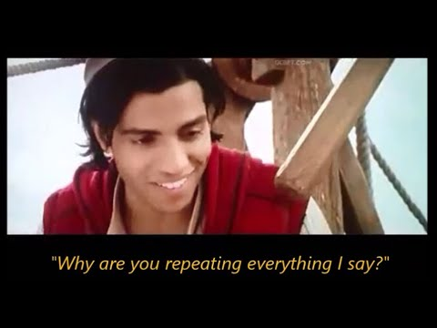 Download Aladdin 2019 ~  One Jump Ahead by Mena Massoud Lyric VDO