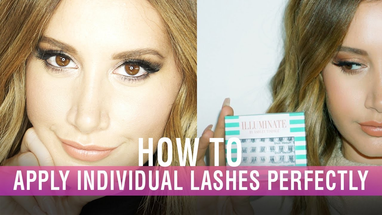 Download How To Apply Individual Lashes Perfectly | Illuminate by Ashley Tisdale