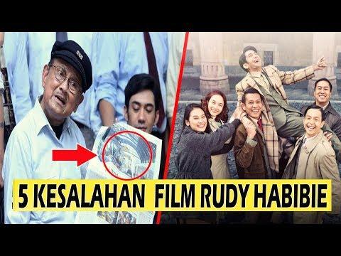 "Membongkar ""5 KESALAHAN DALAM FILM RUDY HABIBIE"" PART 2"
