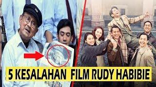 """Video Membongkar """"5 KESALAHAN DALAM FILM RUDY HABIBIE"""" PART 2 download MP3, 3GP, MP4, WEBM, AVI, FLV November 2019"""