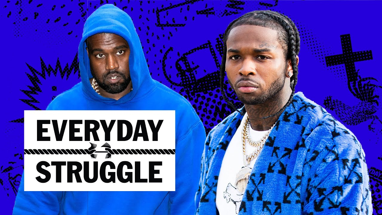 Freddie Gibbs vs Akademiks, Pop Smoke Artwork, Kanye's Gap Deal, Fab vs Jadakiss | Everyday Struggle