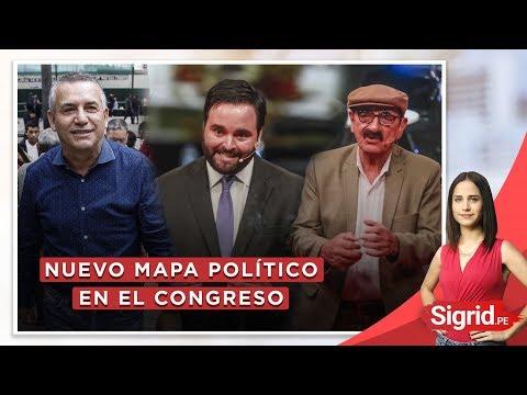Perú: Nuevo Congreso queda muy fragmentado