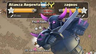 GUERRA EN DIRECTO: Alianza Argenta | Clash of Clans
